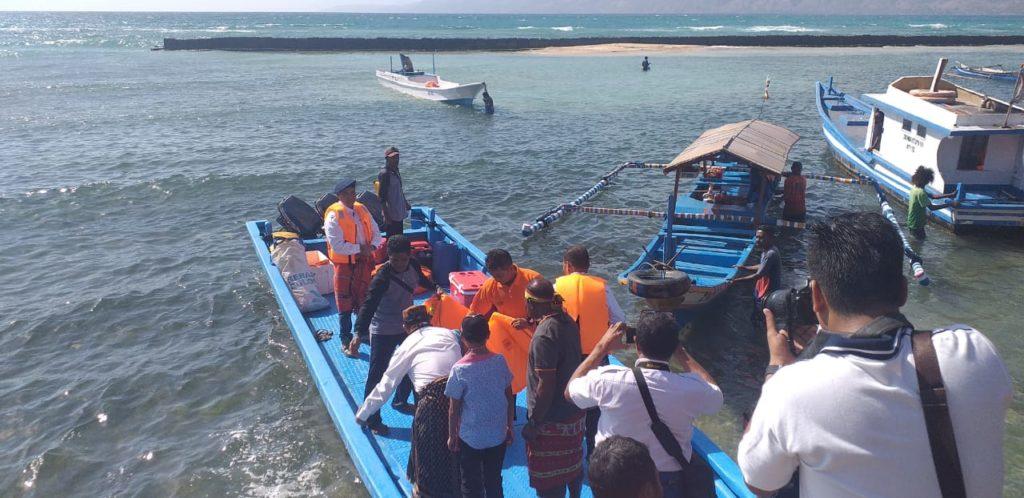 Panggil Dugong di Alor-FORTUNA-NTT
