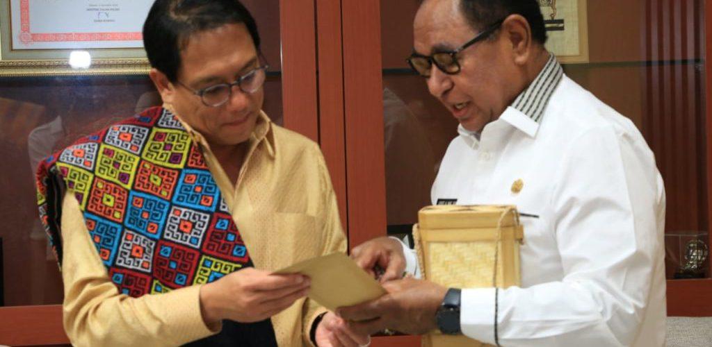 Pemerintah Thailand Siap Gandeng NTT